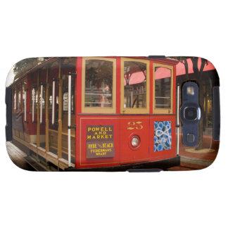 San Francisco roter Drahtseilbahn iPhone 5 Kasten Hülle Fürs Samsung Galaxy S3