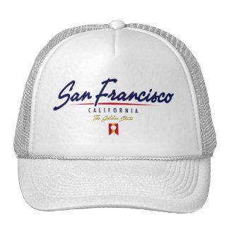 San Francisco Skript Retrokult Cap