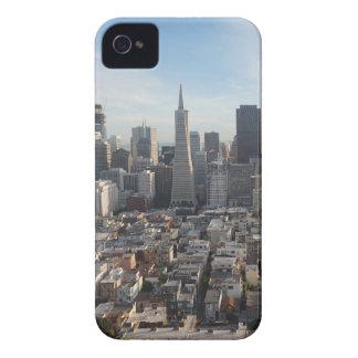 San Francisco Skyline-Panorama iPhone 4 Case-Mate Hülle