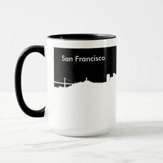 San Francisco Skyline-Tasse Tasse
