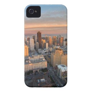 San Francisco Sonnenuntergang-Skyline iPhone 4 Cover