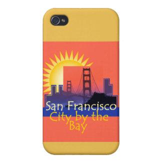 San Francisco Speck-Kasten iPhone 4/4S Hülle