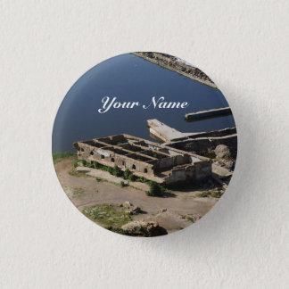 San Francisco Sutro Knopf der Bad-Ruine-#2 Pinback Runder Button 2,5 Cm
