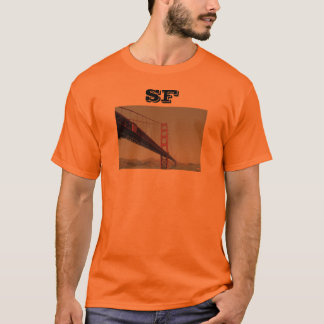 San Francisco T-Shirt Orange