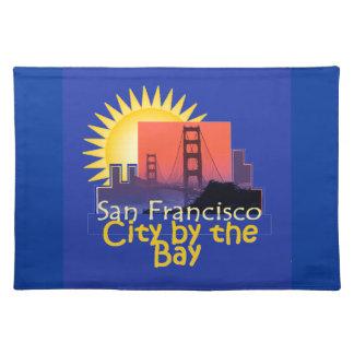 SAN FRANCISCO TISCHSET