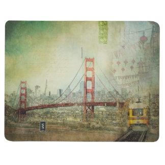 San Francisco ursprüngliche Taschennotizbuch
