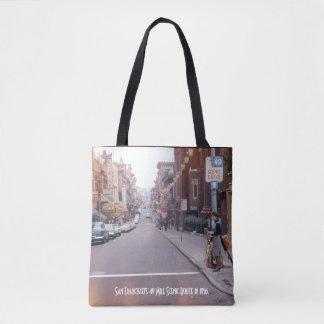 San Francisco Vintage Art-Tasche Tasche