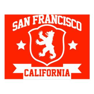 San Francisco Wappenkunde Postkarte