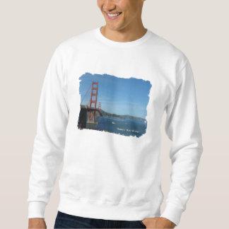 San Franisco Golden gate bridge Sweatshirt