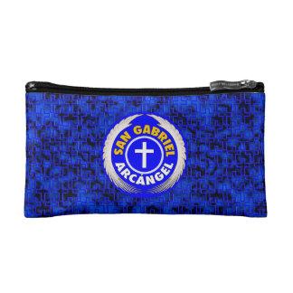 San Gabriel Arcangel Makeup-Tasche