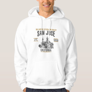 San Jose Hoodie