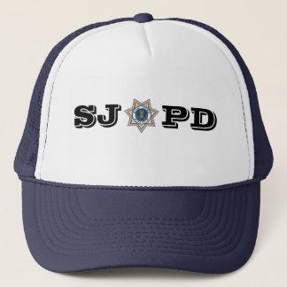 San- JosePolizeidienststelle Truckerkappe