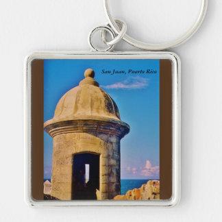 San Juan, Puerto Rico Schlüsselanhänger
