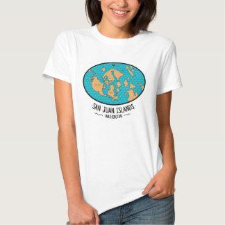 San- Juaninsel-T-Shirt T Shirt