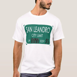 SAN- LEANDROT-Shirts T-Shirt