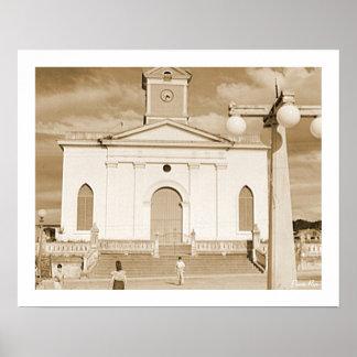 San Sebastián Kirche, Geschichte, Puerto Rico Poster