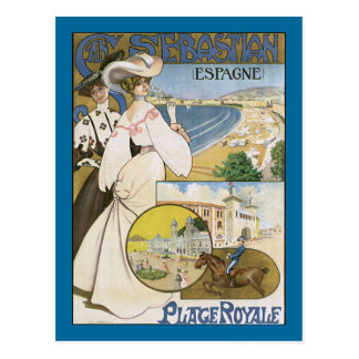 San Sebastián Postkarten