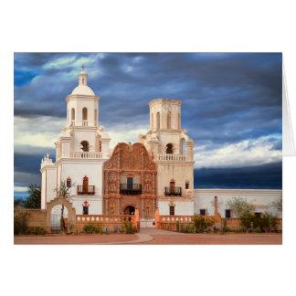 San Xavier Del Bac Karte