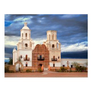 San Xavier Del Bac Postkarte