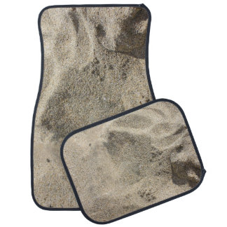Sand Autofußmatte