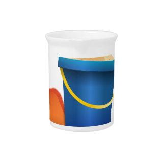 Sand-Eimer Getränke Pitcher
