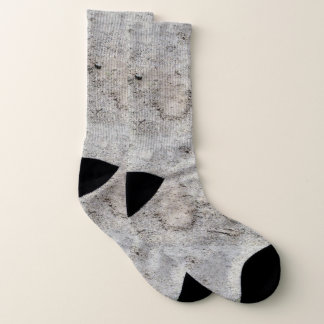 Sand farbige Socken