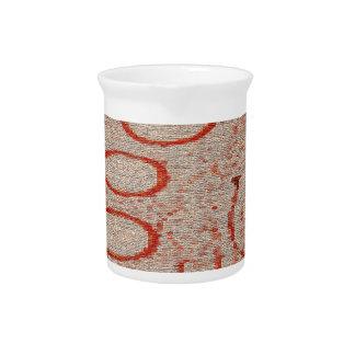 Sand hallt #3 wider getränke pitcher