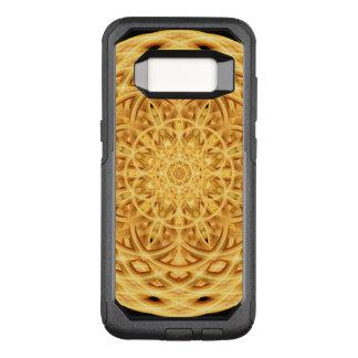 Sand-Kugel-Mandala OtterBox Commuter Samsung Galaxy S8 Hülle