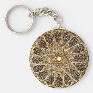 Sand-Orient-Magie Schlüsselanhänger