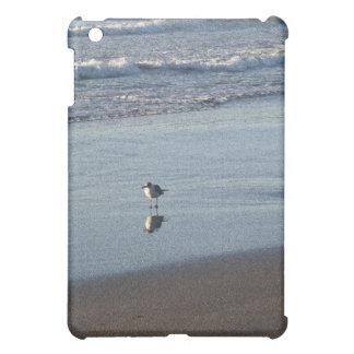 Sand-Pfeifer auf dem Strand iPad Mini Hülle
