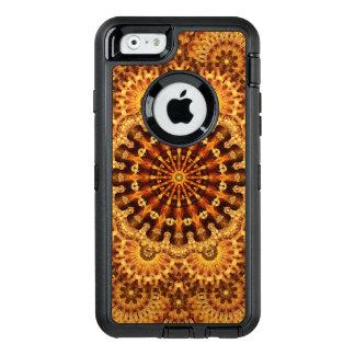 Sand-u. Flammen-Mandala OtterBox iPhone 6/6s Hülle