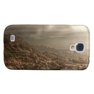 Sand-und des Himmel-3 klarer starker Kasten Galaxy S4 Hülle