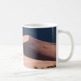 Sanddünen Kaffeetasse