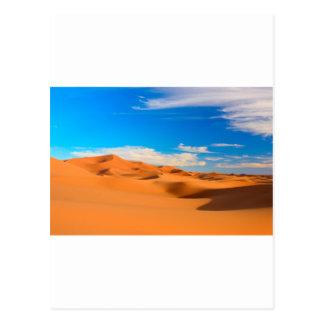 Sanddünen Postkarte