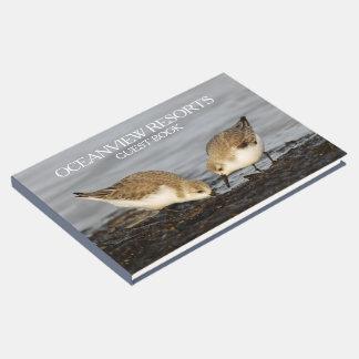 Sanderlings-Hotel/Gastfreundschaft Gästebuch