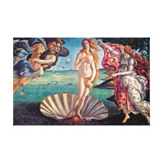 Sandro Botticelli - Geburt von Venus - schöne Leinwanddruck