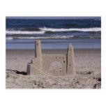 Sandschloss, Ozeanstadt Postkarten
