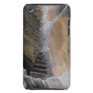 Sandstürme in den Klippen-Wohnungen iPod Case-Mate Hüllen