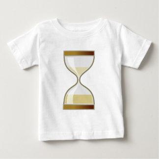 sanduhr eieruhr hourglass baby t-shirt