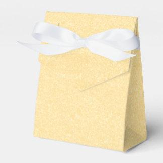 Sandy-Gold Geschenkschachtel