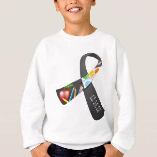 Sandy-Haken-grundlegendes Erinnerungsband Sweatshirt