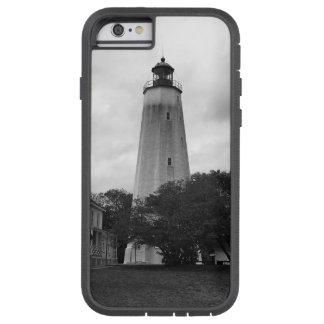 Sandy-Haken Ligthhouse Tough Xtreme iPhone 6 Hülle