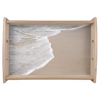 Sandy-Strand Tablett