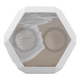 Sandy-Strand Weiße Bluetooth Lautsprecher