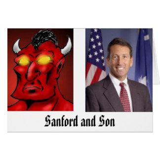 Sanford und Sohn Karte