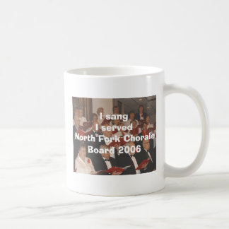 Sang u. gedient kaffeetasse