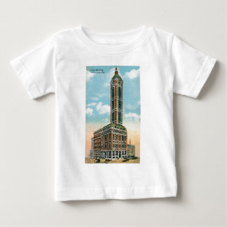 Sänger-Gebäude, New York City Baby T-shirt