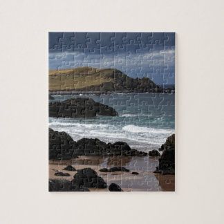 Sango Bucht, Sutherland, Schottland Puzzle