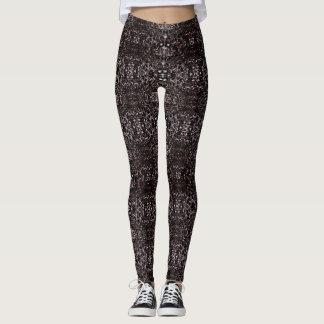Sangria-Mosaik Leggings
