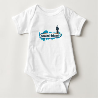 Sanibel Insel Baby Strampler